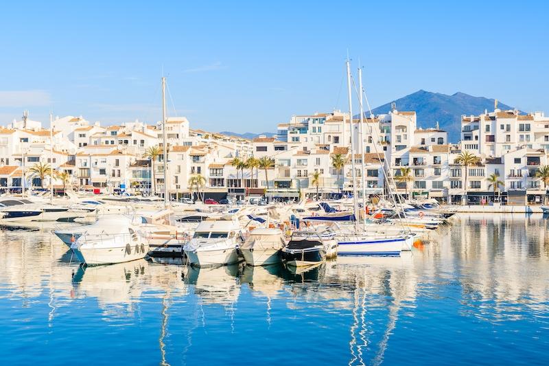 Bostadspriserna gick i januari upp i fyra spanska provinser, däribland i Málaga med 0,5 procent, till en snittkvadratmeterpris på 2.289 euro.