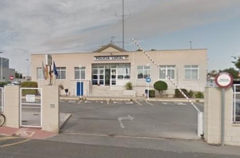 Lokalpolisen i Torrevieja är underbemannad sedan lång tid. Foto: Google Maps
