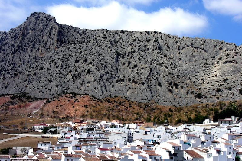 Valle de Abdalajís ligger mellan Caminito del Rey och Antequera, i Málagaprovinsen. Foto: Phillip Capper, Wikimedia Commons