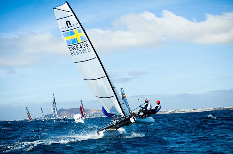 World Sailing har bekräftat Marina Rubicón på Lanzarote, som den nya platsen för det olympiska seglingskvalet.