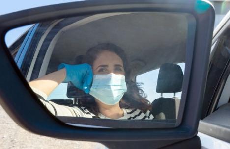 En del som ser sig i spegeln när pandemin väl är över bör medge att de gav efter för sin frustration.