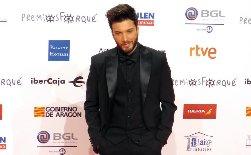 Blas Cantó blev känd som sångare i bandet Auryn och har även vunnit den populära TV-musiktävlingen