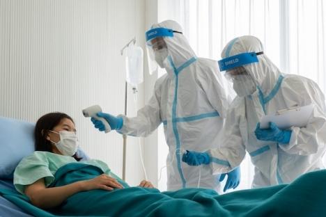 Antalet inlagda Covid-patienter i Málagaprovinsen är fortsatt högt.