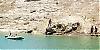 Längs med dammen finns gott om klippor som lämpar sig utmärkt att dyka ifrån. På Camping Parque Ardales kan du hyra kanot eller trampbåt.