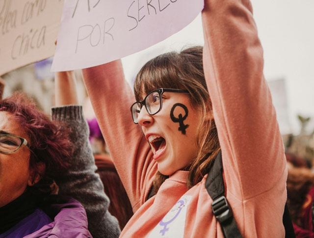 Inga marscher kommer att tillåtas i år, i anslutning till Internationella kvinnodagen.
