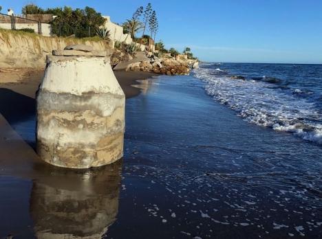 Samtliga brunnar och avloppsrör mellan Manilva och Torremolinos ska rustas upp och flyttas bort från stränderna.