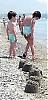 Det finns alla möjliga typer av stränder på Costa del Sol. Ju mer sand, desto mer uppskattat av de minsta.