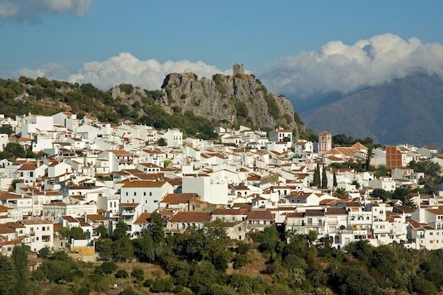 Gaucín är jämte Colmenar de enda två samhällen i Málagaprovinsen där det alltjämt råder kommunal perimeterkarantän.
