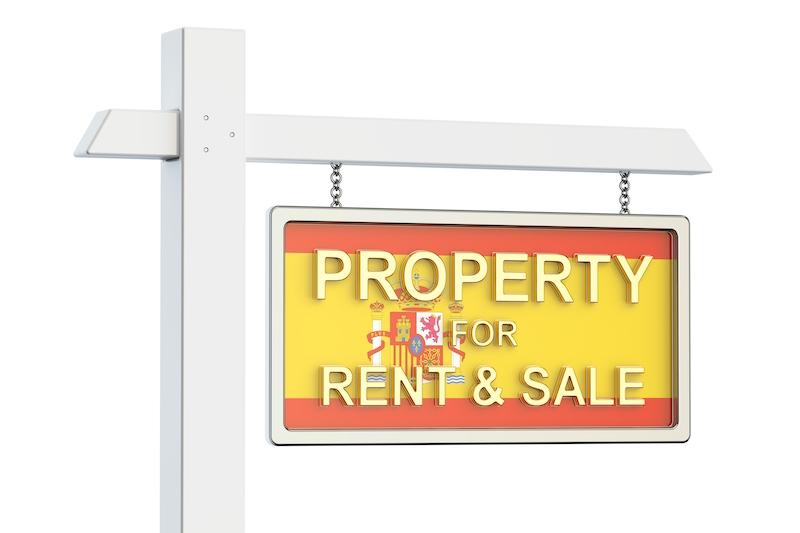 I Spanien är det vanligt att en och samma bostad annonseras flera gånger med olika avsändare, på samma portal.
