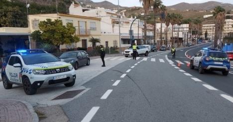 Det råder fortsatt perimeterkarantän provinsmässigt i Andalusien. Foto: Ayto de Almuñácar