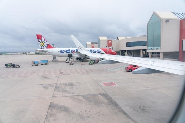 Flygplan på Mallorca.