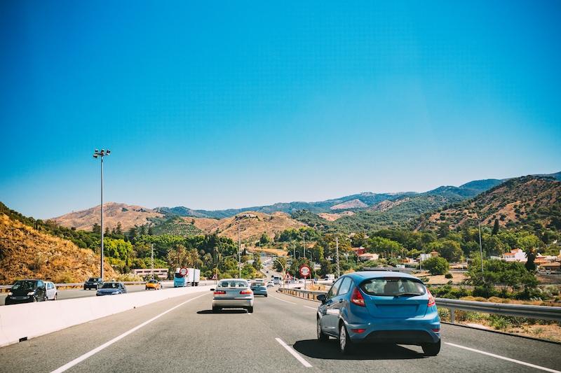 Vägskatten i de dyraste kommunerna i Málagaprovinsen är dubbelt så hög som i de billigaste.