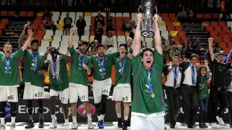 Unicaja vann europeiska ligan i basket 2017. Med de nya ekonomiska förutsättningarna  får de svårt att överleva som proffsklubb.