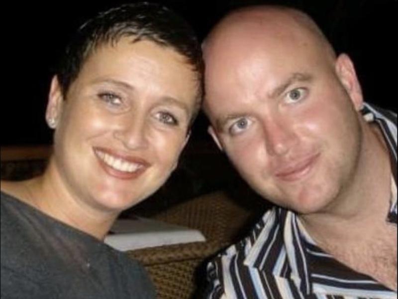 Norska Unn Tove Saetran och hennes brittiske man Calvin Lucock fortsätter att hjälpa flyktingar på Gran Canaria, trots att de nu tvingas betala ur egen ficka. Foto: Privat