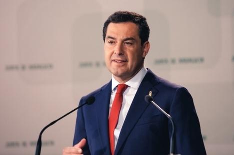 Juanma Moreno uppmanar invånarna i Andalusien att ej ta onödiga risker och att ha tålamod, då det återstår minst sex till åtta komplicerade veckor.