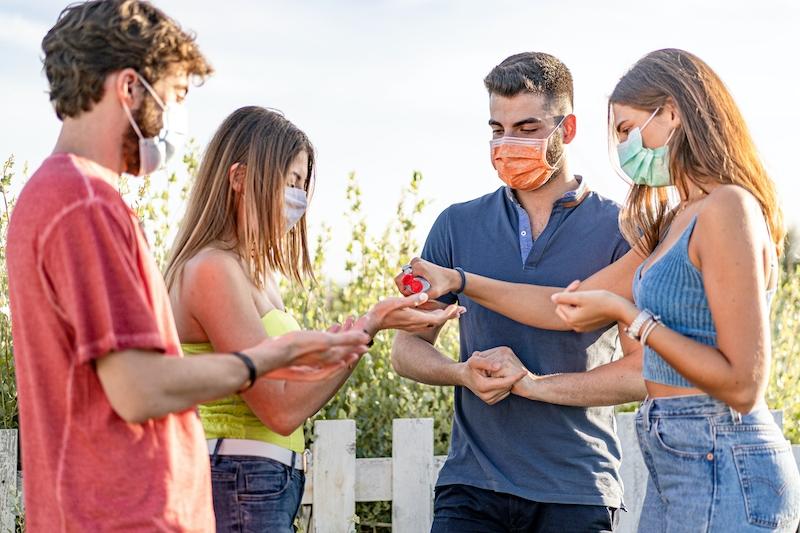 Ungdomarna dominerar plötsligt de nya smittfallen i Málagaprovinsen.