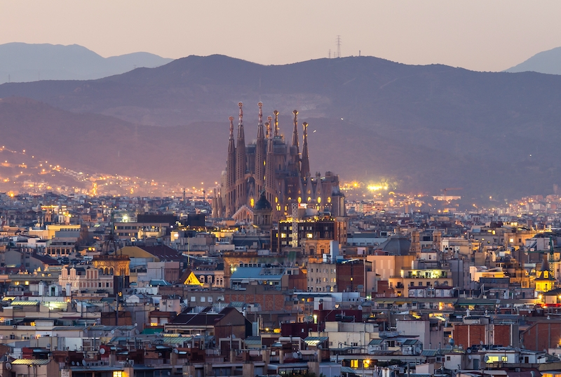 Med sina 172,5 meter kommer Sagrada Familia att bli den högsta kyrkan i världen, när den väl står klar.