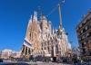 Målet var att Sagrada Familia skulle stå klar 2026, men pandemin satte stopp för både besökare och ekonomiska bidrag och just nu är framtiden oviss.
