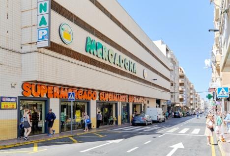 Mercadona toppar listan över spanska företag med störst omsättning 2020.