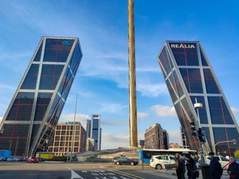 Caixabank har fusionerats med Bankia och två tredjedelar av de tusen bankkontor som ska läggas ned ligger i Madrid.