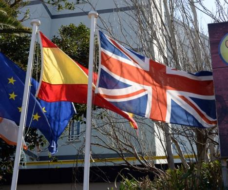 Den brittiska kolonin på Balearerna gick emot strömmen och växte med drygt tio procent förra året.