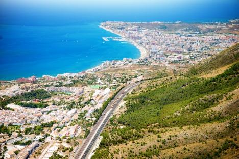 Februari var den bästa månaden för bostadsmarknaden sedan pandemin startade. Både på nationell nivå och i Málagaprovinsen.