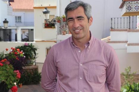 Victor Navas har erkänt och bett om ursäkt för de meddelanden som lades ut i hans namn på sociala nätverk, på själva valdagen. Foto: Ayuntamiento de Benalmádena
