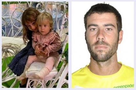 De spanska myndigheterna har utfärdat en internationell efterlysning efter Tomás Gimeno och hans två döttrar Anna och Olivia.