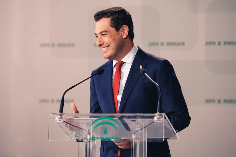 Andalusiens regionalpresident Juanma Moreno avser inte ansöka om varken förlängd regional perimeterkarantän eller utegångsförbud från söndag.