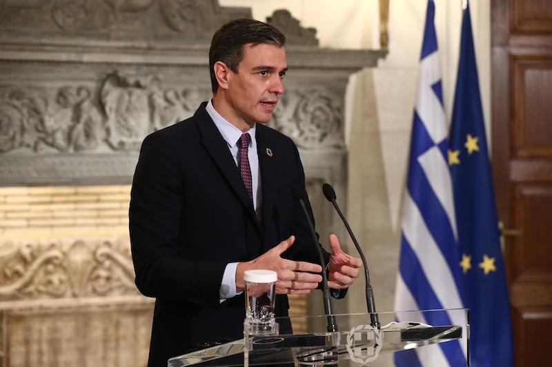 Regeringschefen Pedro Sánchez har satt 18 augusti som det datum då Spanien ska ha uppnått gruppimmunitet mot Covid-19.