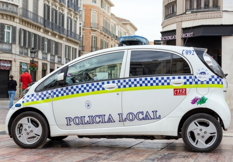 Lokalpolisen i Málaga rapporterade betydligt fler personer som bröt mot munskyddspåbudet förra helgen jämfört med tidigare.