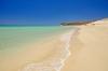 Playa de Sotavento på Fuerteventura.