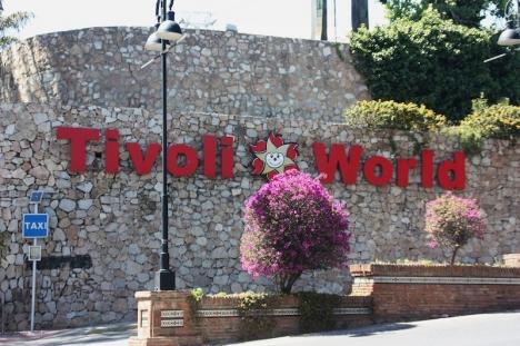 Tivoli World i Benalmádena går en osäker framtid till mötes.