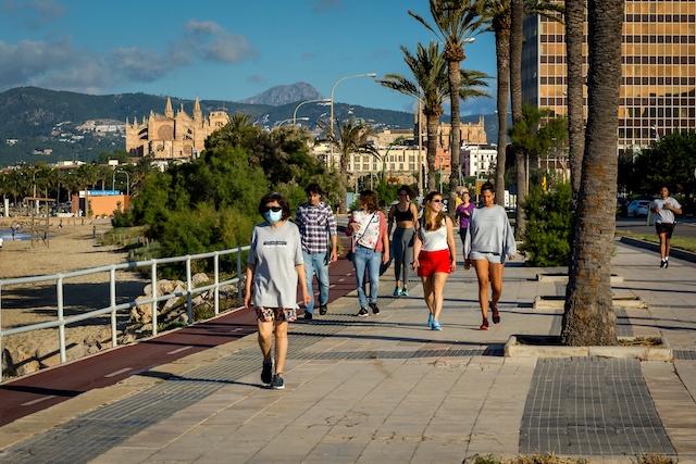 Balearerna har haft några av de hårdaste och mest långvariga restriktionerna i hela Spanien.