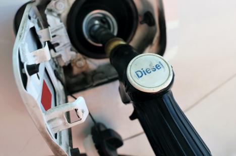 Försäljningen av dieselbilar stod  i maj för endast 20 procent av försäljningen.