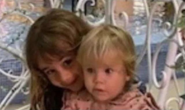 Sex år gamla Olivias kropp hittades 10 juni och även hennes lillasyster Anna befaras ha mördats av sin pappa Tomás Gimeno. (Foto delat av flickornas mamma.)