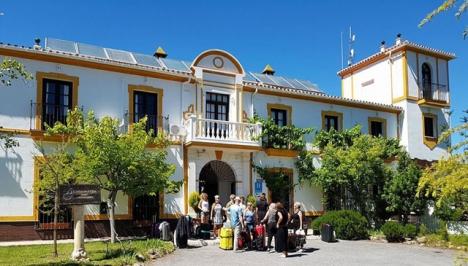 Liksom vid tidigare upplagor kommer kursen att hållas under fyra dagar i det pittoreska hotellet Cerro de Híjar.