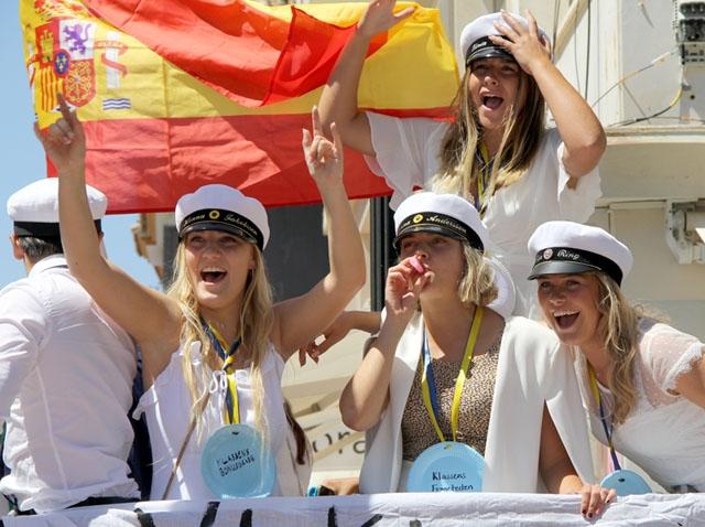 Fredag 18 juni från klockan 09.00 sänder Sydkusten live avslutningen på Svenska skolan i Fuengirola.