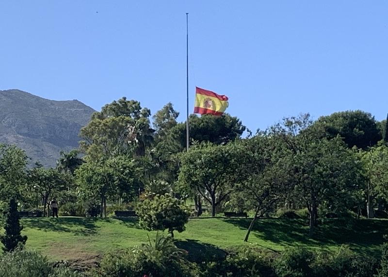 Fjolåret avled flest personer i Spanien sedan 1920.
