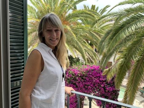 Susanne Kjellsson tog över Hotel Pueblo 1 juni, ett år efter att hon funnit sin dröm som fick henne att sälja allt och flytta till Spanien.