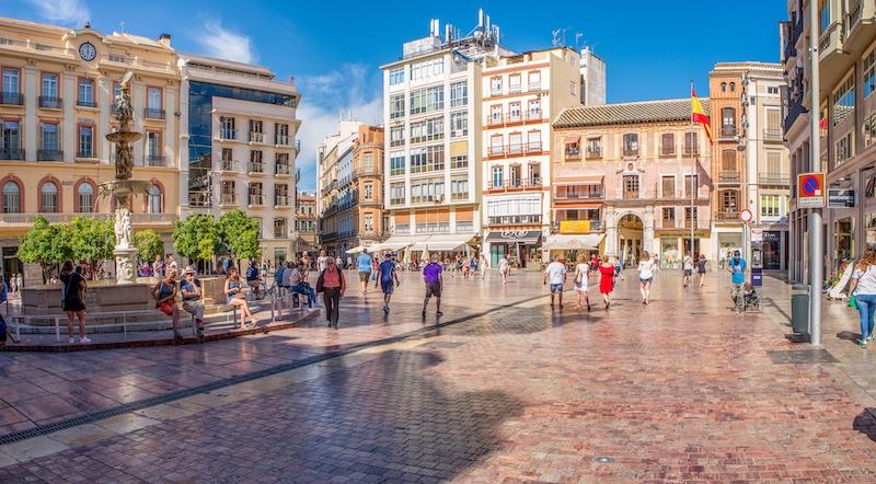 Málaga stad har under årets första halvår lockat fler utländska bolag än under hela 2019.