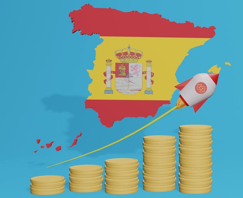 Spaniens återhämtningsplan har fått grönt ljus av EU-rådet, vilket frigör de första utbetalningarna av stödet.