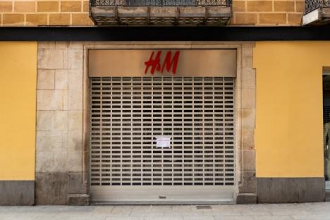 H&M:s vinst i Spanien förra året var 68 procent lägre än 2019, på grund av pandemin.