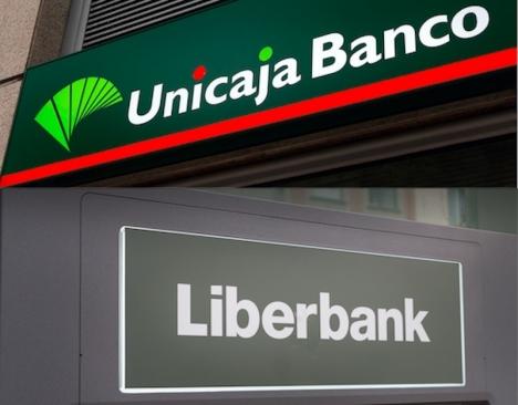 Liberbank går upp i Unicaja och tillsammans blir de Spaniens femte största bank.