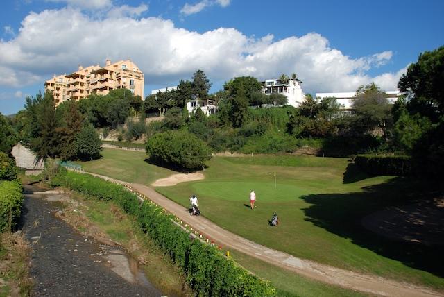 Dödsfallet inträffade i en villa i Río Real, i östra Marbella.