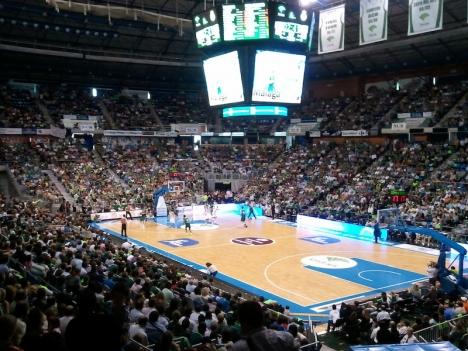 Basketlaget Unicaja har sin hemmaarena i stadion Martín Carpena i Málaga stad.