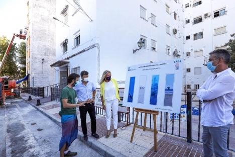 Arbetet bekostas av kommunen och väntas vara klart om tre månader. Foto: Ayto de Marbella