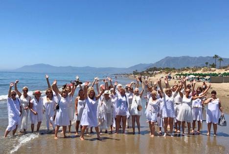 För två år sedan firade SWEA International 40 år och lokalavdelningen SWEA Marbella ska i höst uppmärksamma sitt 30-årsjubileum. Foto: SWEA Marbella