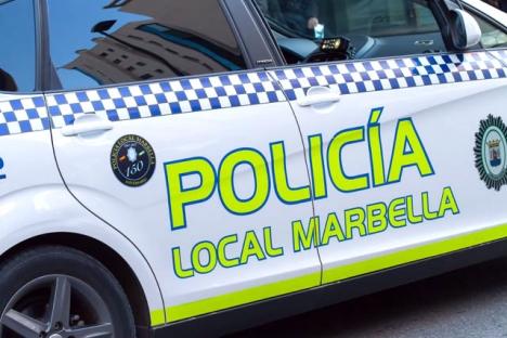 Lokalpolisen i Marbella utfärdade två olika parkeringsböter med endast 20 minuters mellanrum till Froilán och Federica.