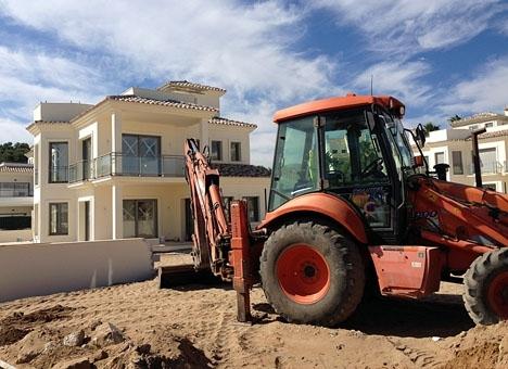 Försäljningen av nybyggnation på Costa del Sol har stigit det senaste året med hela 50 procent.